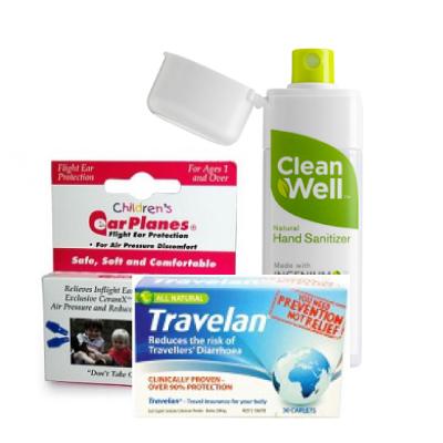 DVT / Earplugs / Antibacterial