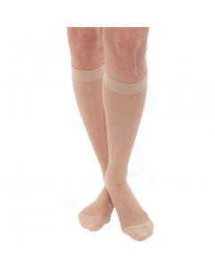 DVT Compression Stockings Knee High - THERAFIRM Ladies
