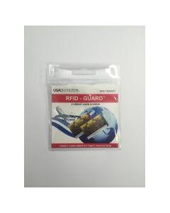 RFID blocking credit card sleeves (2 pack)